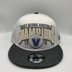 Villanova Mens Basketball Champions Snapback Hat